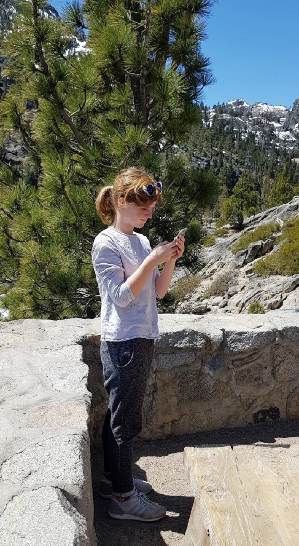 Talks & Treasure - Lake Tahoe - groen aan het water