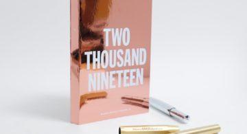Talks & Treasures - win de mooiste agenda 2019 van Marjolein Delhaas