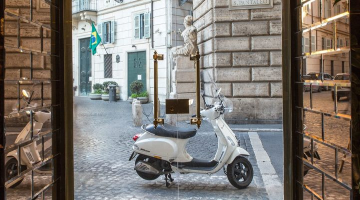 Talks & Treasures - Vakantieplannen Rome, Napels en Puglia