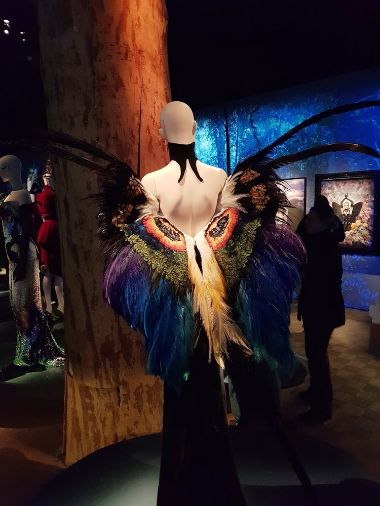 Talks &Treasures - Wow Thierry Mugler Couturissme in Kunsthal Rotterdam